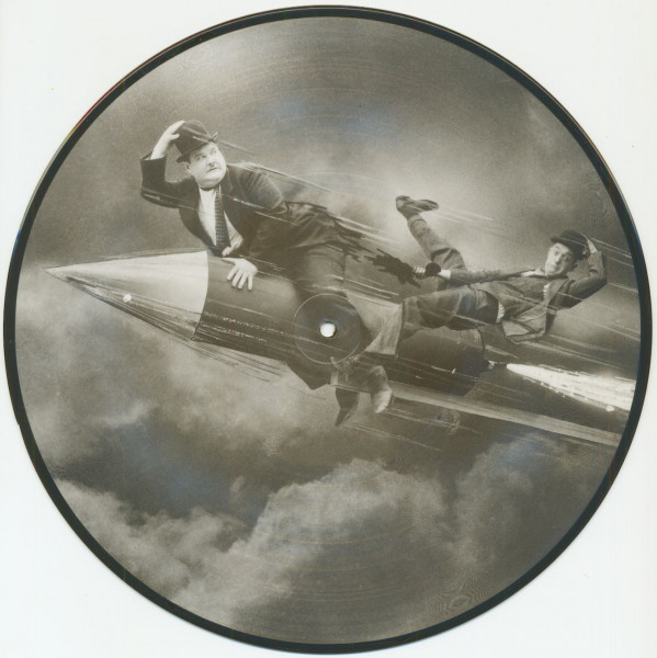 Another Fine Mess Records Presents - Stan Laurel &ampamp; Oliver Hardy Vol.4 (LP, Picture Disc, Ltd.)