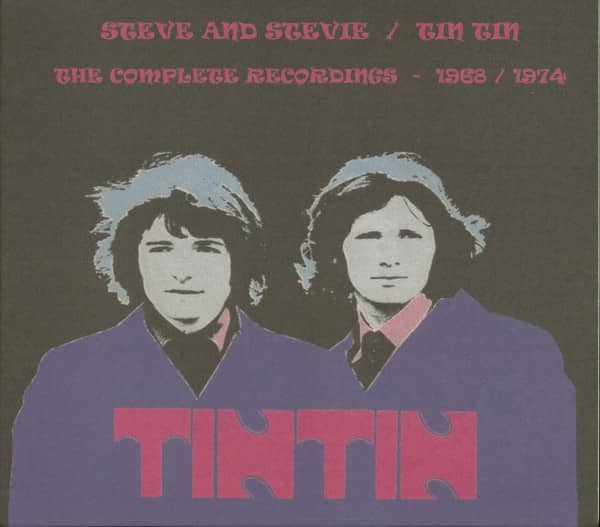 Steve And Stevie/Tin Tin - The Complete Recordings 1968-1974 (2-CD)