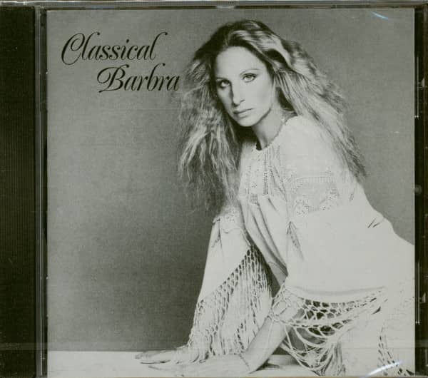 Classical Barbra (CD)