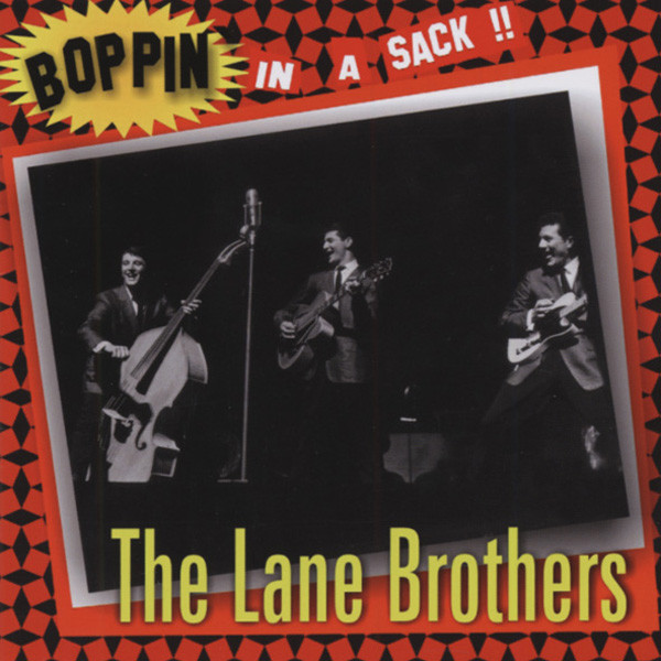 Boppin' In A Sack (CD)
