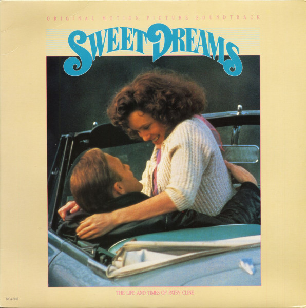 Sweet Dreams - The Life and Times Of Patsy Cline - Original Motion Picture Soundtrack (LP)
