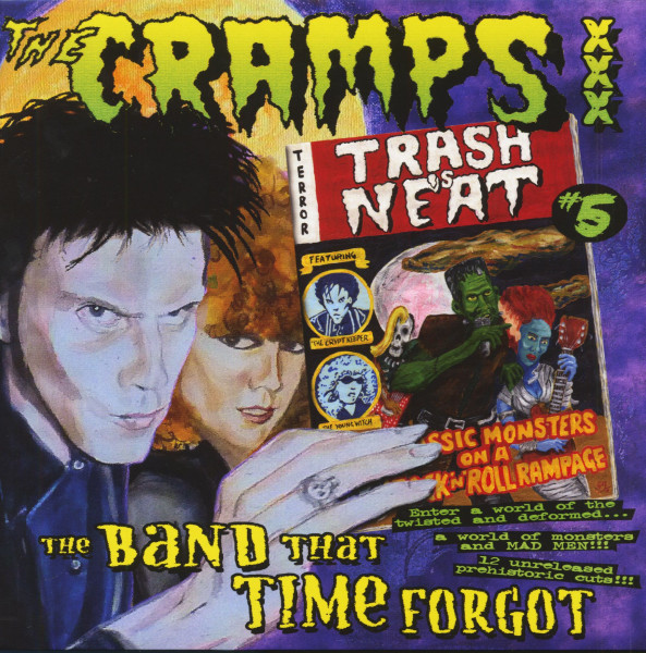 Trash Is Neat Vol.5 - The Band That Time Forgot (LP)