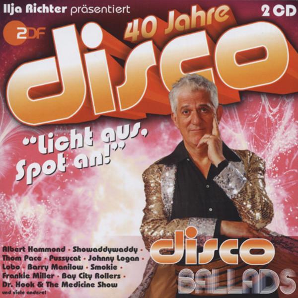 Disco - Disco Ballads (2-CD)