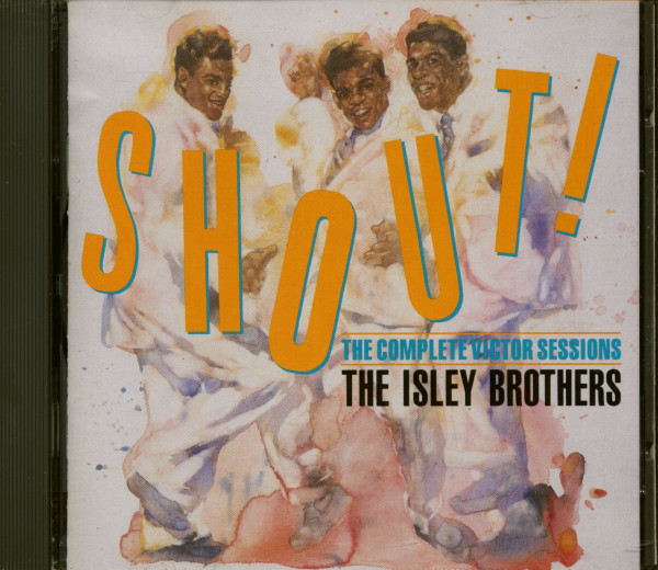 Shout - The Complete Victor Sessions (CD, Cut-Out)
