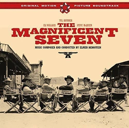 The Magnificent Seven + 4 (CD)