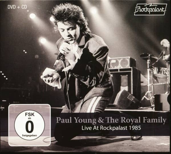Live At Rockpalast 1985 (CD & DVD)