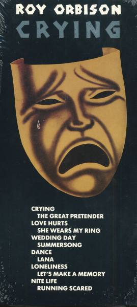 Crying (CD, US-Longbox)