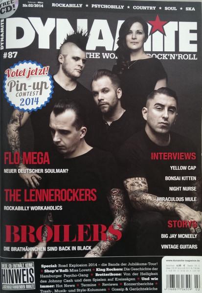 Nr.87 (2014-2) - Magazin & CD