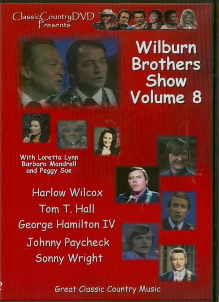 Vol.08, Wilburn Brothers Show (1971)