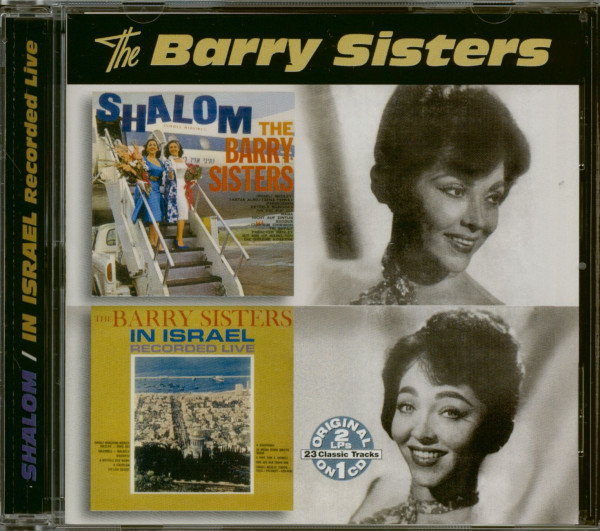 Shalom - In Israel Recorded Live (CD)