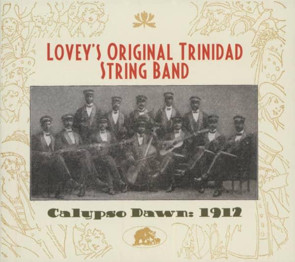 Calypso Dawn: 1912 (Trinidad String Band)