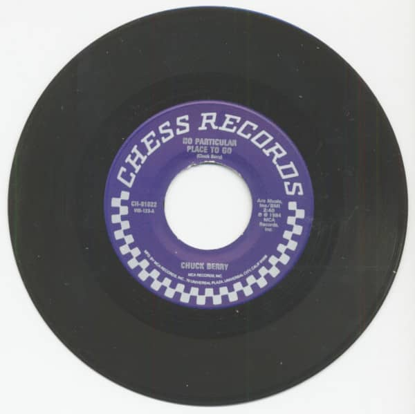 No Particular Place To Go - You Never Can Tell (7inch, 45rpm)