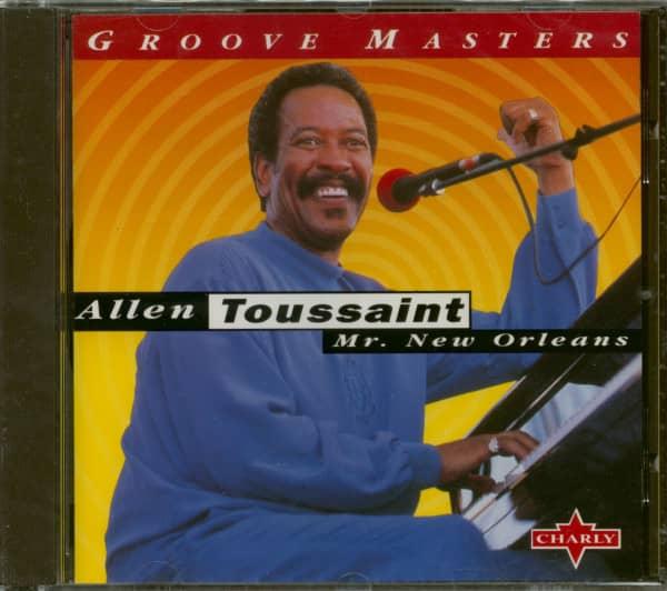 Mr. New Orleans (CD)