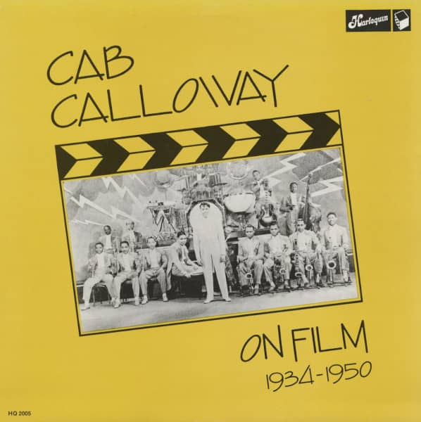 Cab Calloway On Film - 1934-1950 (LP)