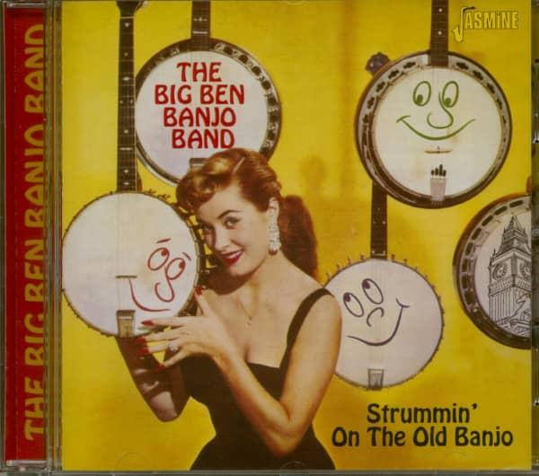 Strummin' On The Old Banjo (CD)