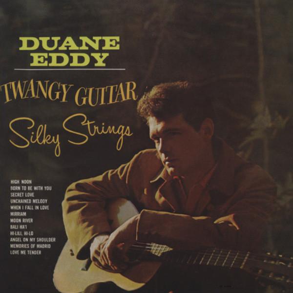 Twangy Guitar Silky Strings...plus
