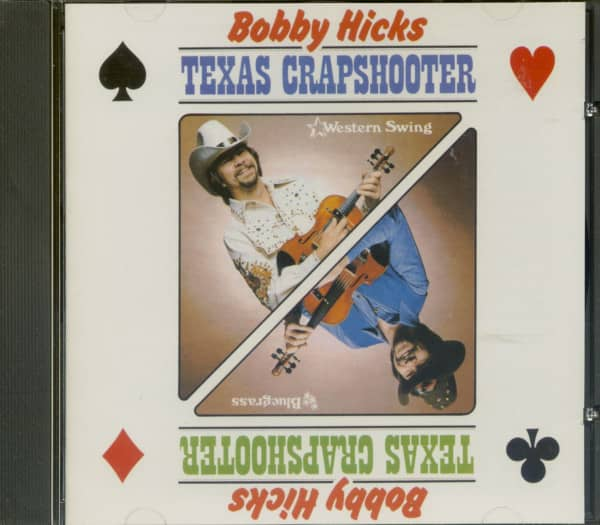 Texas Crapshooter (CD)