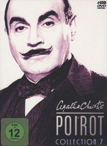 Hercule Poirot Vol.7 (4-DVD)