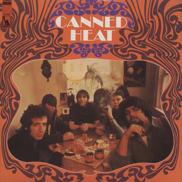 Canned Heat (1967) 180g Vinyl Mono Edition