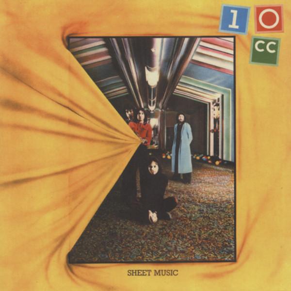 Sheet Music (1974)...plus