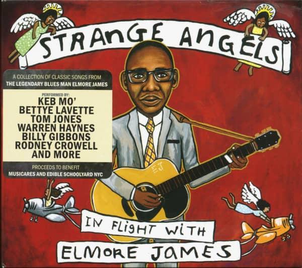 Strange Angels - In Flight With Elmore James (CD)