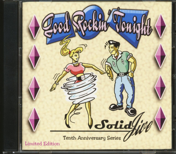 Solid Jive - 10th Anniversary Series (CD, Limited Edition)