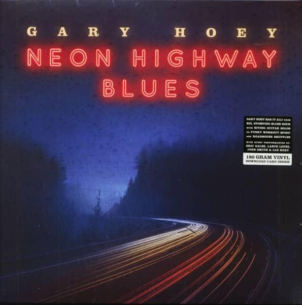 Neon Highway Blues (LP, 180g Viny)