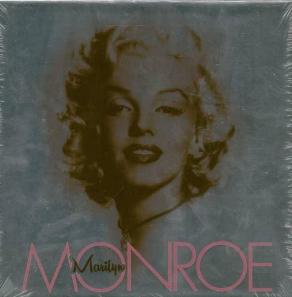 Marilyn Monroe - Box Of Diamonds (6x45rpm, Box Set, 7inch, Colored Vinyl)