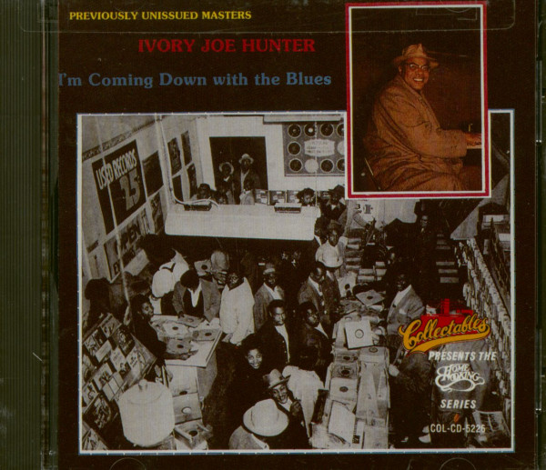 Im Coming Down With The Blues (CD)