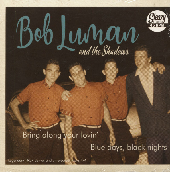 Bring Along Your Lovin' - Blue Days, Black Nights (7inch, 45rpm)