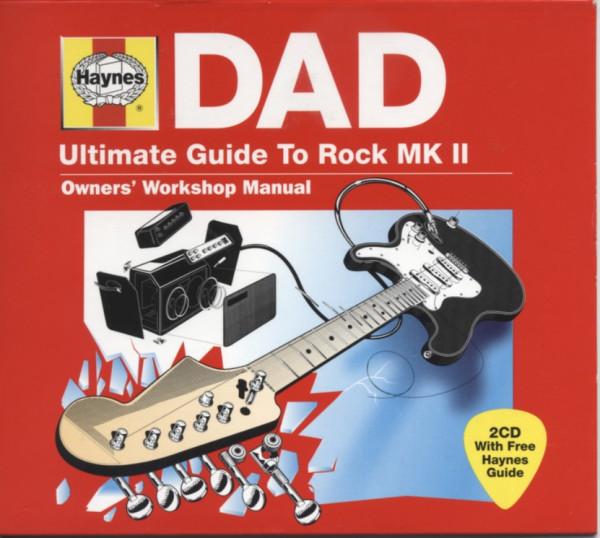 Haynes - Ultimate Guide To Rock MK II (2-CD)