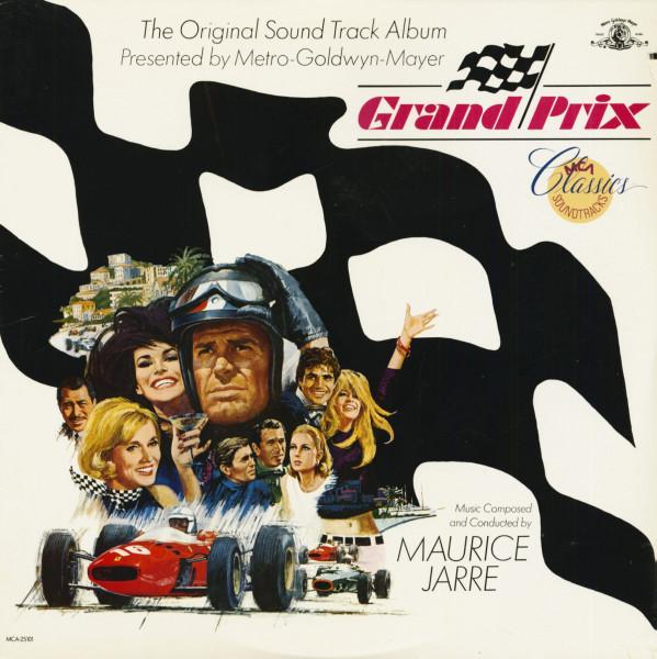 Grand Prix - Soundtrack (LP)