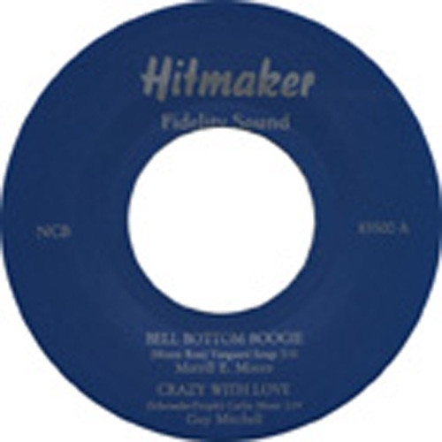 Hitmaker Fidelty Sound - Boogie 7inch, 45rpm, EP