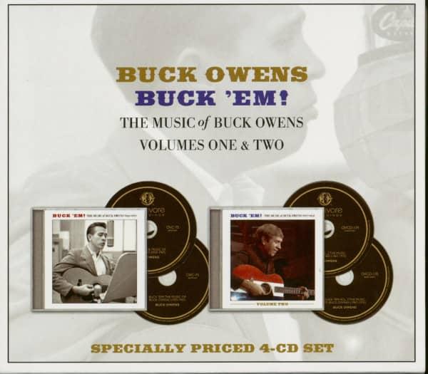 Buck 'Em! (4-CD)
