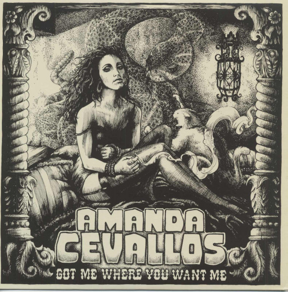 Got Me Where You Want Me (LP, 180g Vinyl)