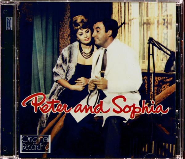 Peter And Sophia (CD)