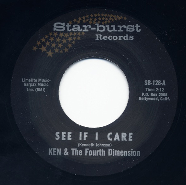 See If I Care - Rovin' Heart 7inch, 45rpm