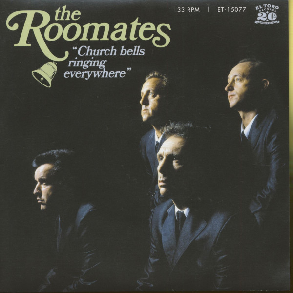 Church Bells Ringing Everywhere (33rpm, 7inch, EP, PS)