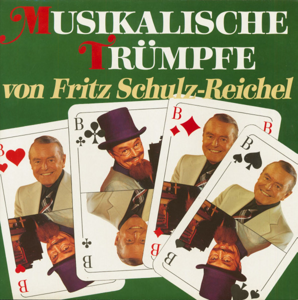 Musikalische Trümpfe von Fritz Schulz-Reichel (2-LP)