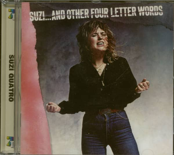 Suzi...And Other Four Letter Words (CD)