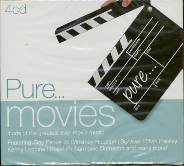 Pure... Movies (4-CD)