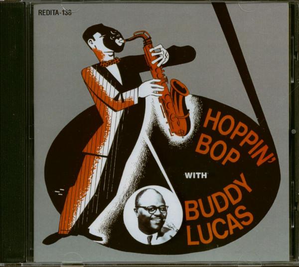 Hoppin' Bop (CD)