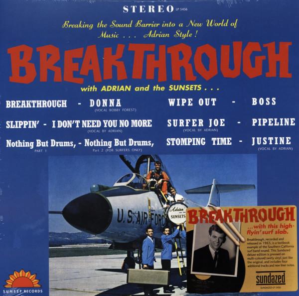 Breakthrough...plus 180g