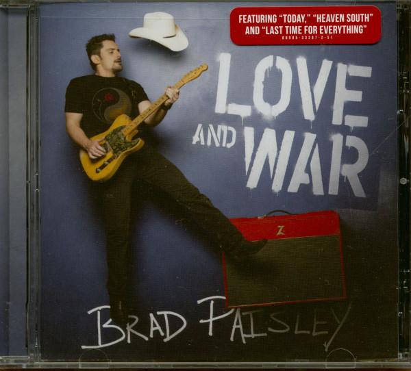 Love And War (CD)