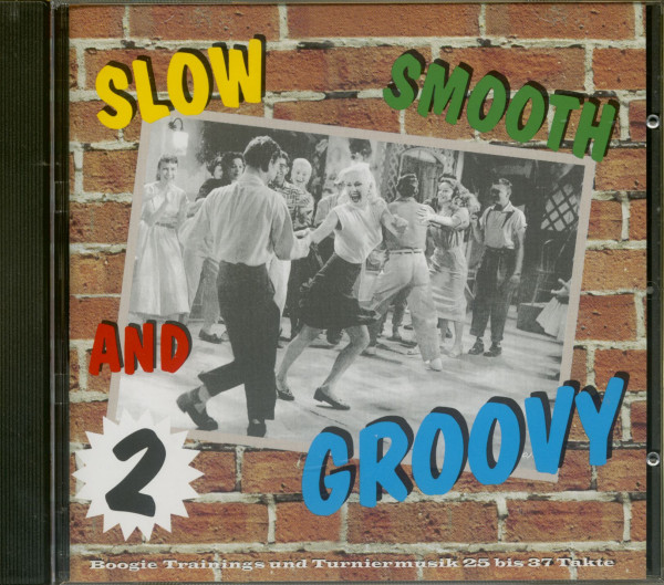 Slow Smooth And Groovy - Vol.2 (CD)