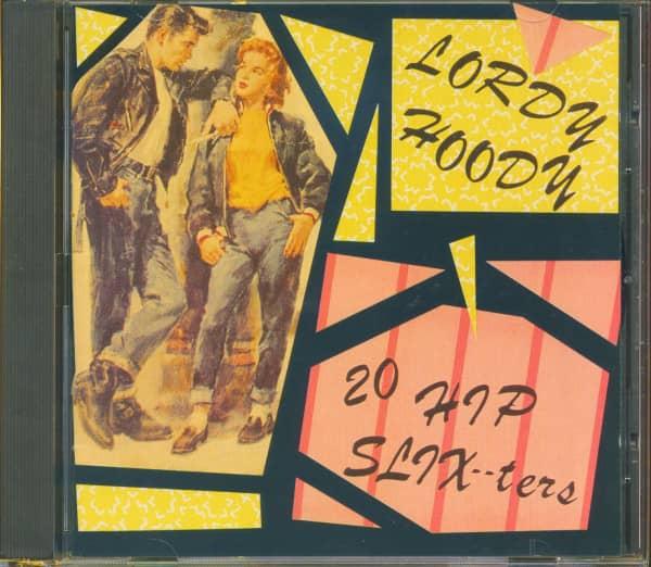 Lordy Hoody - 20 Hip Slixters (CD)