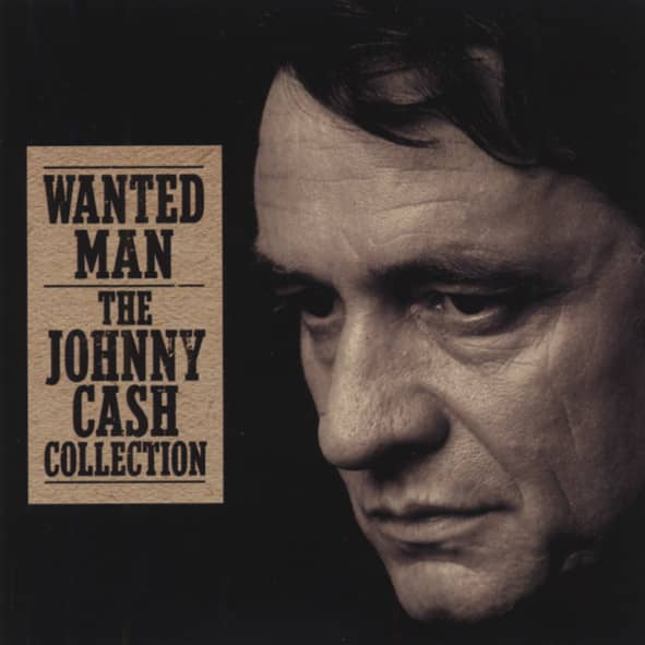Wanted Man - Collection (Australia)