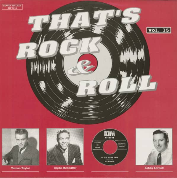 That's Rock & Roll, Vol.15 (LP)