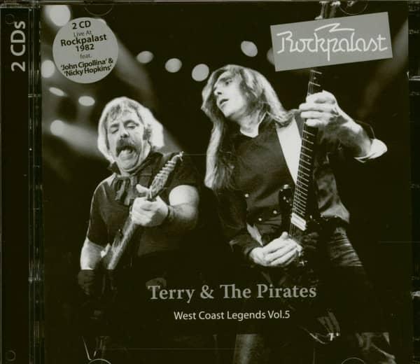 Rockpalast - West Coast Legends Vol.5 (2-CD)