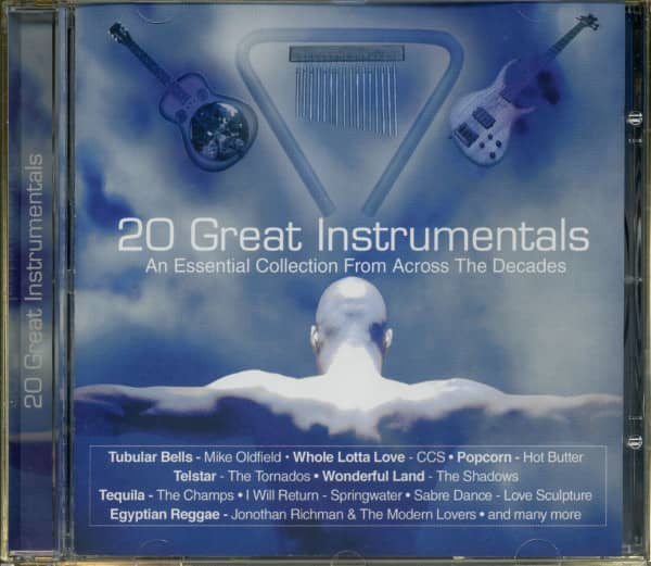 20 Great Instrumentals (CD)